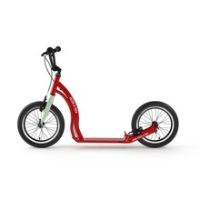 Kick Scooter Yedoo Frida & Fred - Red-Mint