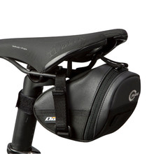 Bicycle Saddle Bag Crops Gina 02-S - Black