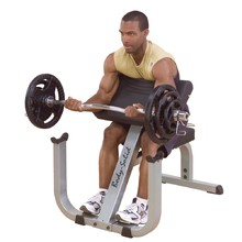GPCB329 Body-Solid Preacher Curl Bench