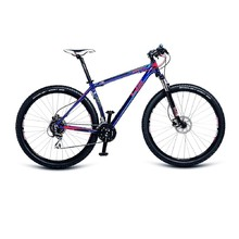"Mountain Bike 4EVER Graffiti 29"" – 2017 - Glossy Blue"