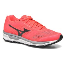 Women's Running Shoes Mizuno Synchro MX - Diva Pink/Black/Silver