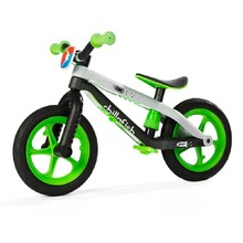 Children's Balance Bike Chillafish BMXie-RS - Green