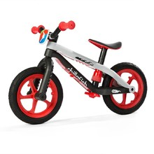Children's Balance Bike Chillafish BMXie-RS - Red