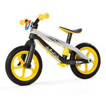 Children's Balance Bike Chillafish BMXie-RS - Yellow
