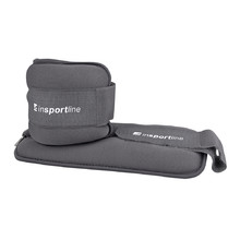 Neoprene Weights inSPORTline Lastry 2x2 kg for Wrist / Ankle