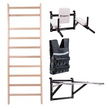 Wall Bars with Accessories inSPORTline Armster