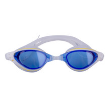 Swimming Goggles Escubia Butterfly SR - White-Blue