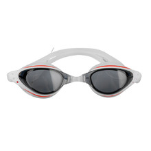 Swimming Goggles Escubia Butterfly SR - White-Black