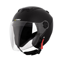 Motorcycle Helmet W-TEC YM-617 - Pure Matt Black