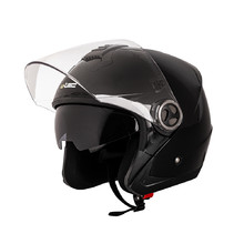 Motorcycle Helmet W-TEC YM-623 - Pure Black