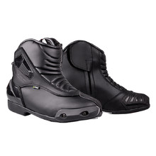 Motorcycle Shoes W-TEC TergaCE - Black
