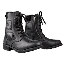 Motorcycle Boots W-TEC Feasel - Black