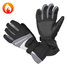 Heated Gloves W-TEC Boubin - Grey