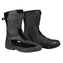 Motorcycle Boots W-TEC Glosso - Black