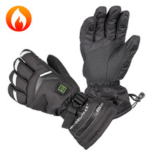 Heated Gloves W-TEC Keprnik - Grey