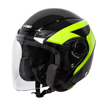 Clothes for Motorcyclists W-TEC Nankko Black-Fluo