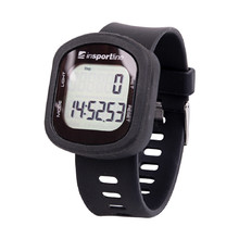 Digital Pedometer inSPORTline Strippy II - Black