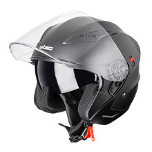Motorcycle Helmet W-TEC YM-627 - Pure Matt Black