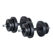Adjustable Dumbbell Set inSPORTline DBS2181 2 x 3-10 kg