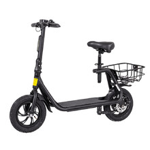 E-Scooter inSPORTline Billar - Black
