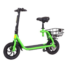 E-Scooter inSPORTline Billar - Green