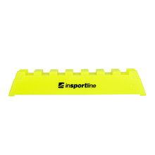 Rectangular Cone inSPORTline Rectangle - Yellow