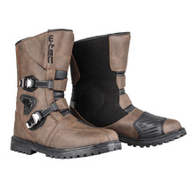 Motorcycle Boots W-TEC Quartzo - Brown