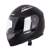 Integral Motorcycle Helmet W-TEC V158 - Black