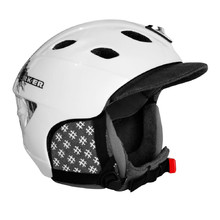 WORKER Trentino Helmet - White with Logo