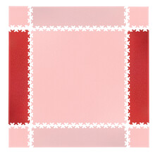Ramp Pieces for Puzzle Mat inSPORTline Simple Red – 2 Pcs.