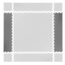 Ramp Pieces for Puzzle Mat inSPORTline Simple Gray – 2 Pcs.