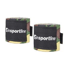 Boxing Hand Wraps inSPORTline Disfarko 3.5 m - Camouflage