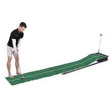 Adjustable Putting Mat w/ Accessories inSPORTline Lobregat