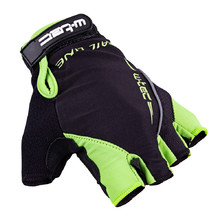 Cycling Gloves W-TEC Kauzality - Black-Green