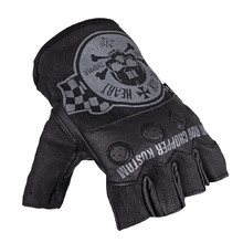 Chopper Gloves W-TEC Wipplar GID-16037 - Black