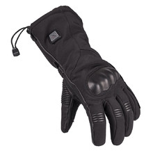 Heated Ski/Motorcycle Gloves Glovii GS7 - Black