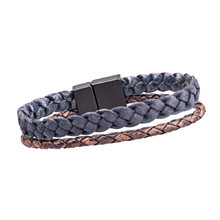 Leather Bracelet W-TEC Soderick