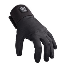Heated Motorcycle Gloves Glovii GM2 - Black