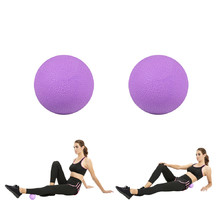 Massage Balls inSPORTline Thera 6.5cm - Purple