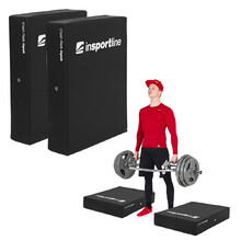 Weightlifting Drop Pads inSPORTline Inpak