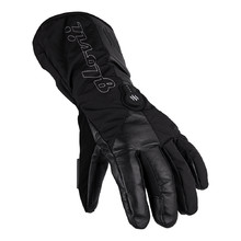 Heated Ski/Motorcycle Gloves Glovii GS9 - Black