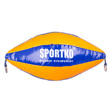 Punching Bag SportKO GP2 - Orange-Blue