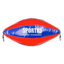 Punching Bag SportKO GP2 - Black