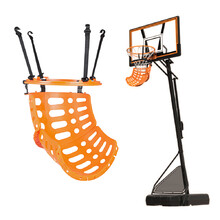 Basketball Rebounder inSPORTline Returno - Orange
