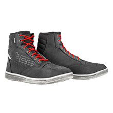 Motorcycle Shoes W-TEC Kostow - Grey