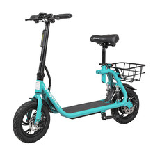 E-Scooter inSPORTline Billar 500W - Blue