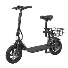 E-Scooter inSPORTline Billar 500W - Black