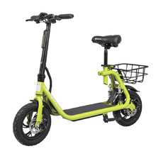 E-Scooter inSPORTline Billar 500W - Yellow