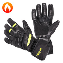 Heated Moto and Ski Gloves inSPORTline HEATride - Green
