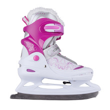 Women's Figure Skating Skates WORKER Pury Pro – with Fur